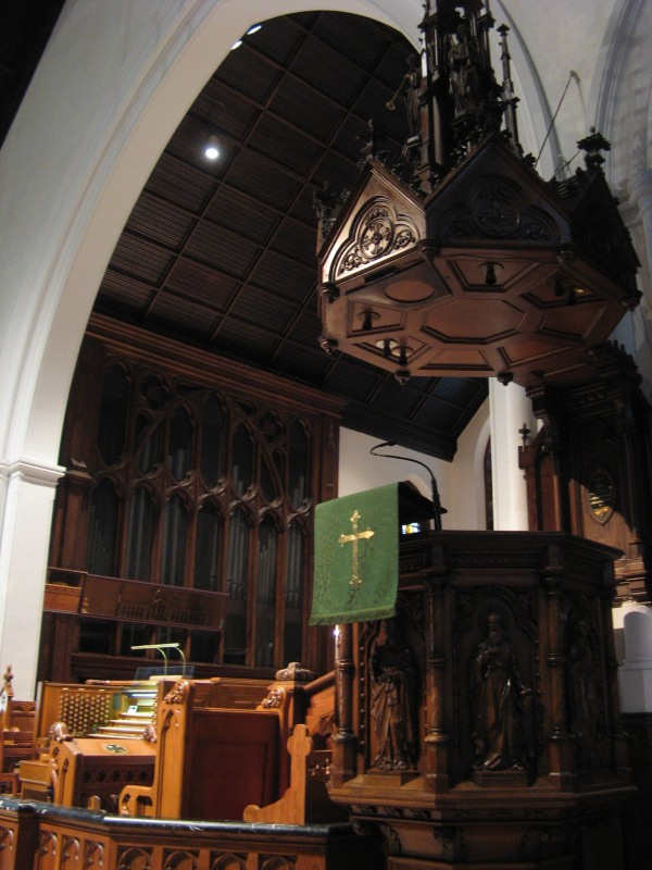 B-ham Advent Chancel