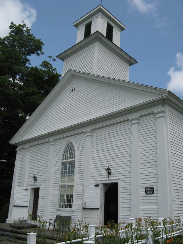 OHS country church